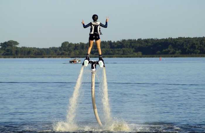 Jetpack Or Flyboard Flight Experience