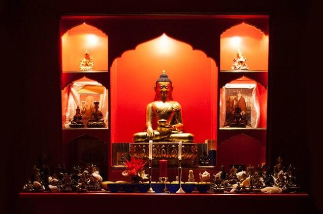 Kagyu Samye Dzong