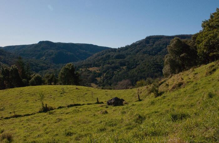 Kangaroo Valley near Sydney