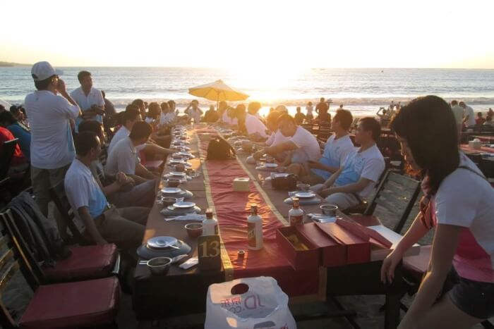 Kedonganan Seafood Cafes And Restaurants
