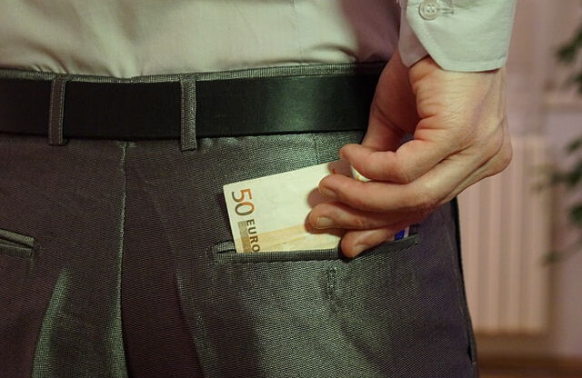 Keep your wallet tucked