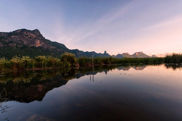 Khao Sam Roi Yot National Park in Thailand