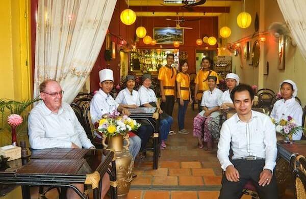 Khmer Delight Restaurant