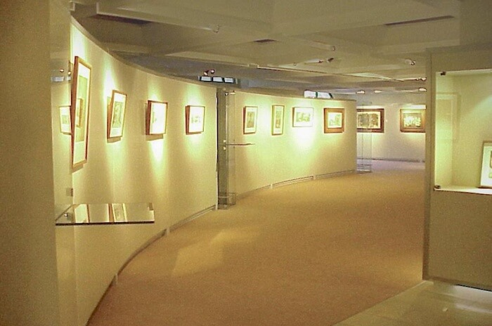 Know more about the contemporary and historic fine arts at Yuchengco Museum