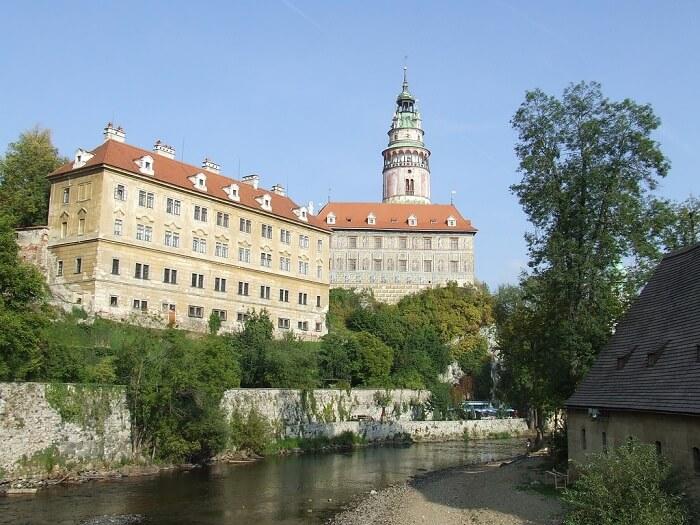 Krumlov-Castle