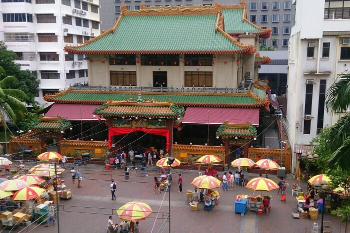 Kuan Yin Thong Hood Cho Temple bugis