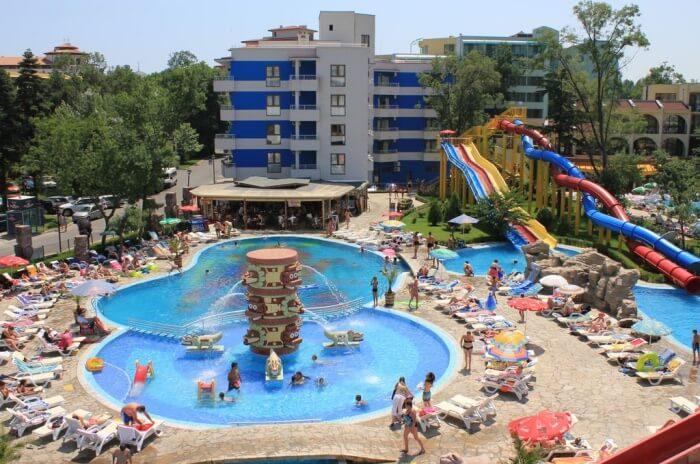 Kuban Aquapark in Sunny Beach