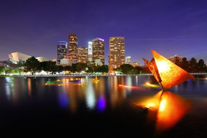 Best Lakes in Los Angeles