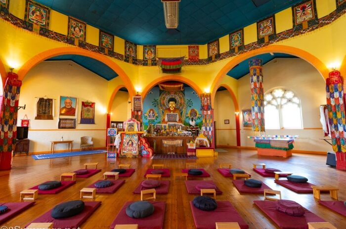 Lam Rim Buddhist in Center Johannesburg