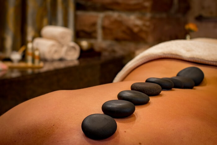 Lay back and relax Spa resorts