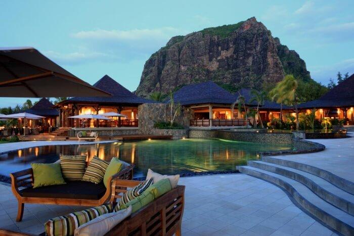 Le Morne Mauritius Hotels