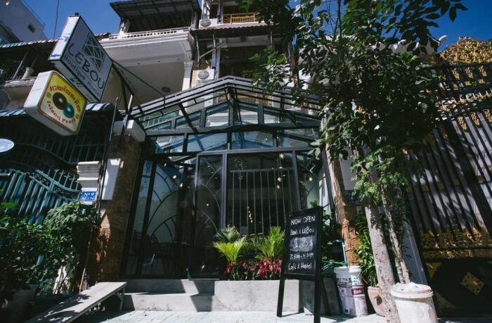 Lebou Boutique Hostel