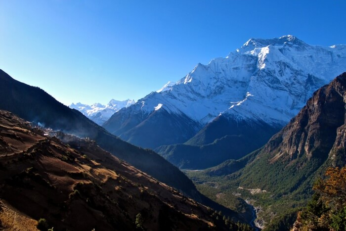 Length of Annapurna Circuit Trek