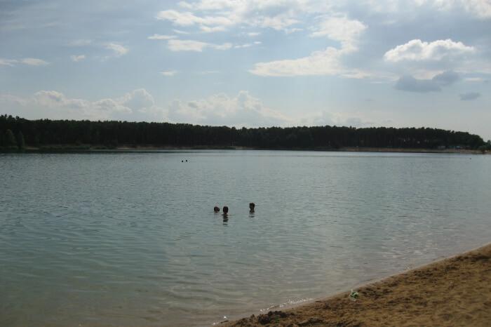 Lhota Lake
