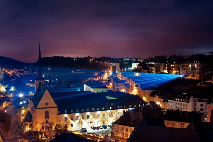 Luxembourg Light Festival