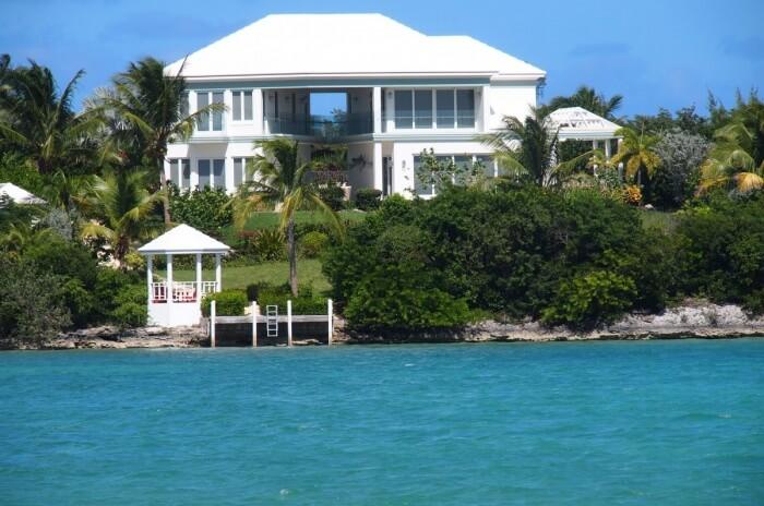 Luxury Beach Villa