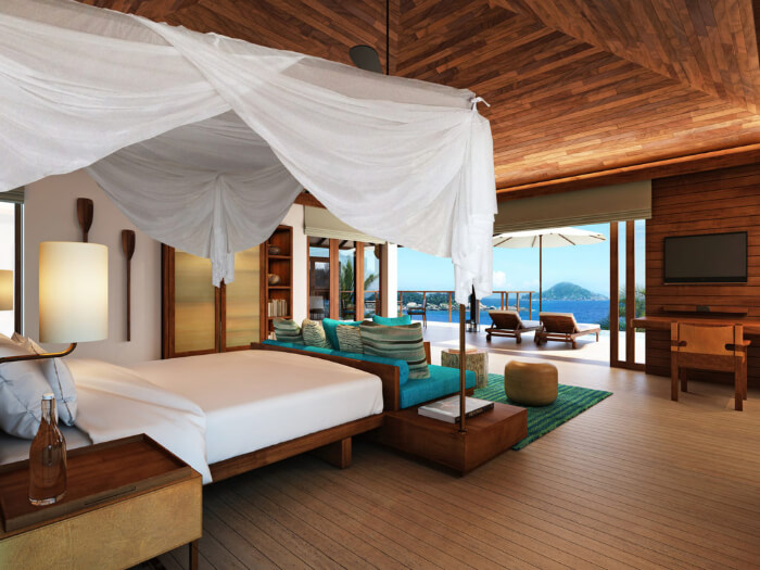 Luxury Boutique Hotels Seychelles