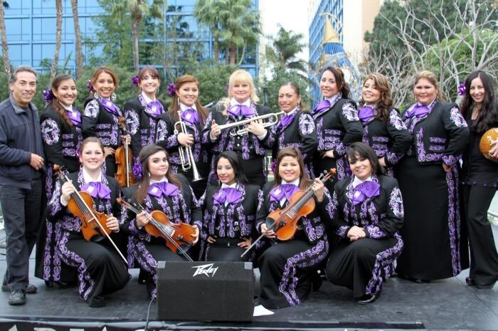 Mariachi-Bands