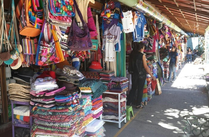 Mercado Nacional de Artesania