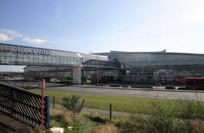 MetroCentre in Gateshead