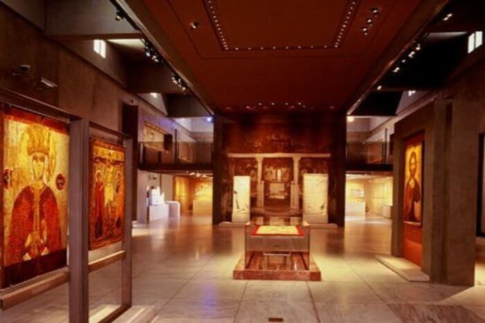 Museum Of Byzantine Culture