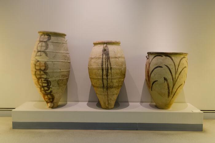 Museum Of Prehistory, Thera