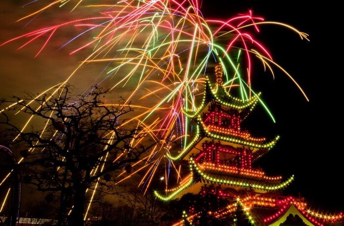New Year's Eve Copenhagen