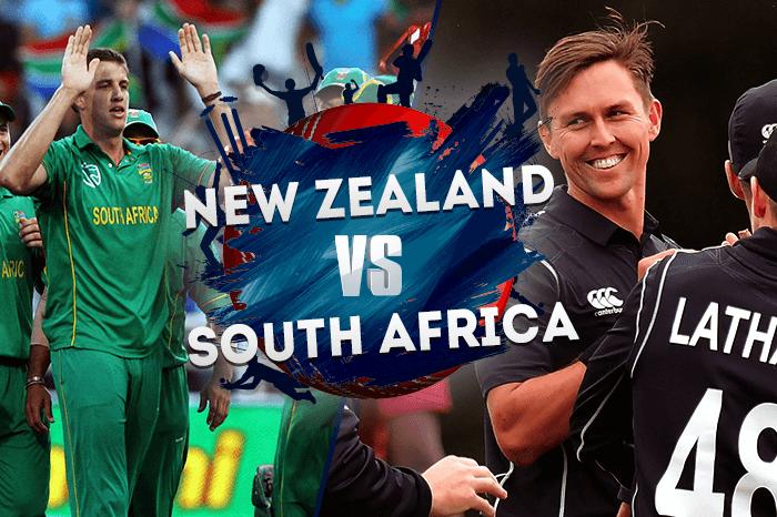 New Zeland vs South Africa