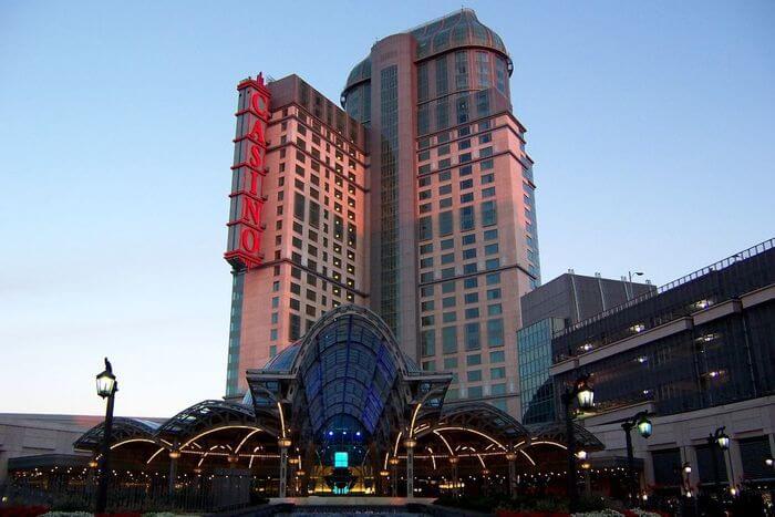 Casino Resort building