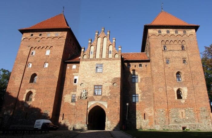 Nidzica Castle