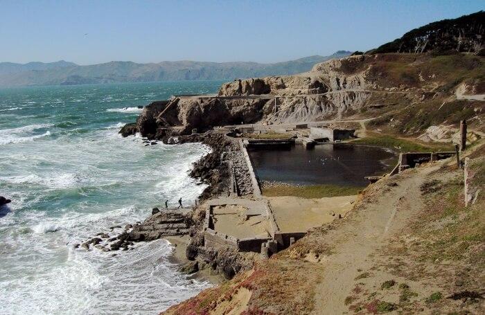 Ocean Beach Sutro Bath