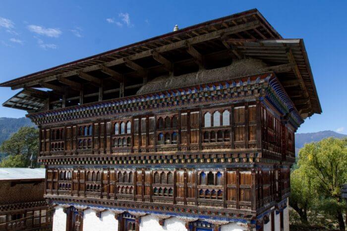 Ogyen Choling Palace Museum
