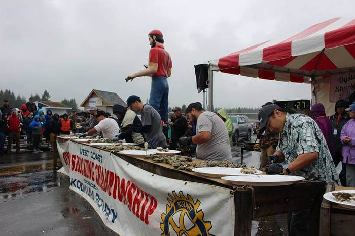 Oysterfest in San Francisco