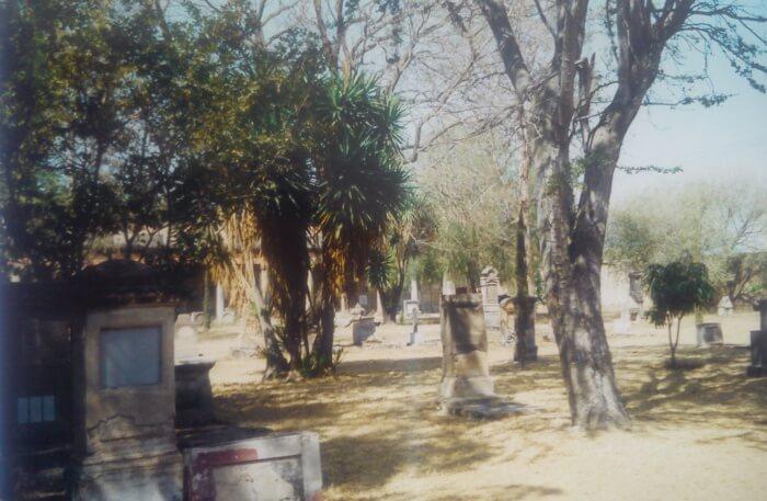 Panteón de Belén in Mexico