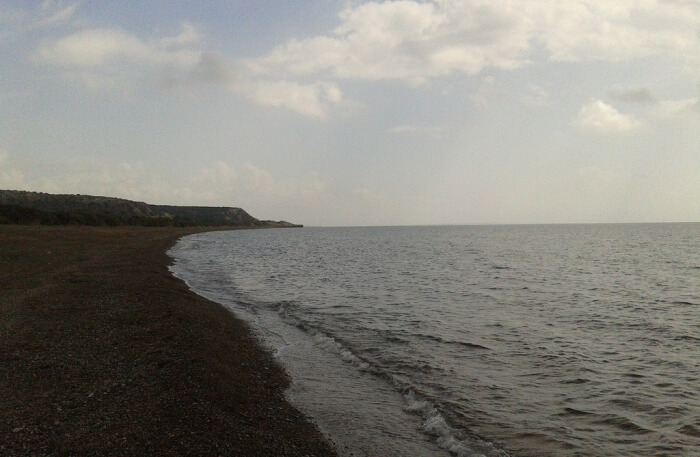 Paramali Beach