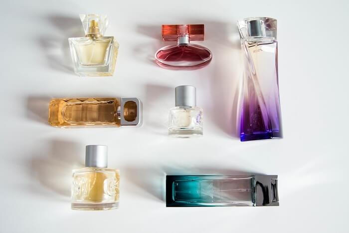 Perfume spray