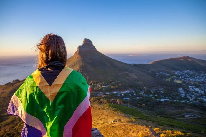 Places Near South Africa