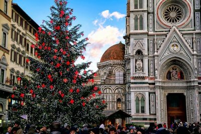 Places where you can meet Santa Italy cover