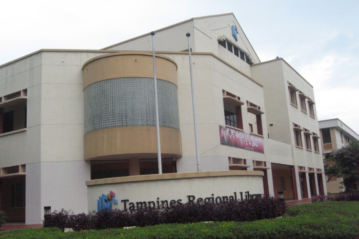 Planning Visit to Tampines Regional Library