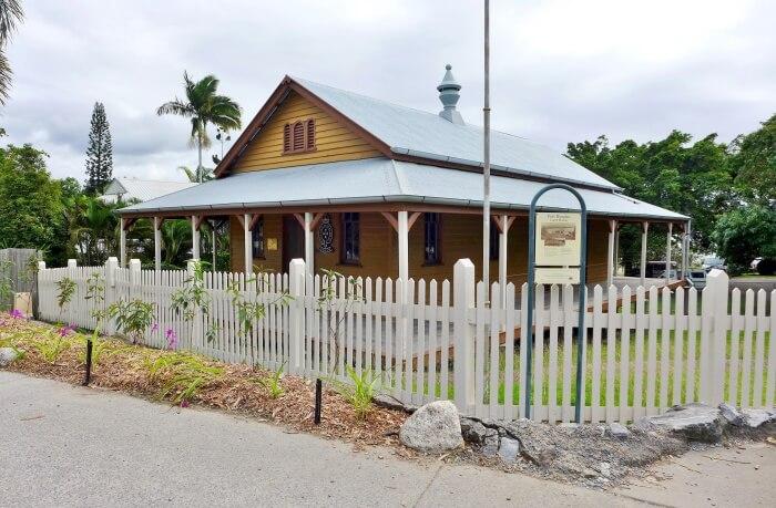 Port Douglas Court House Museum