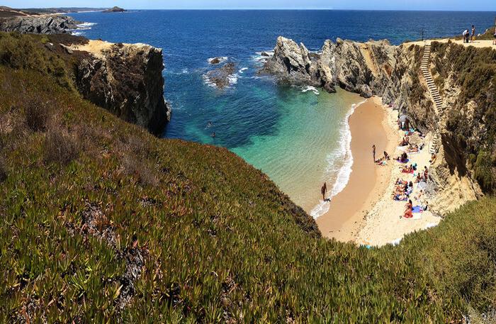 Porto Covo's Beaches