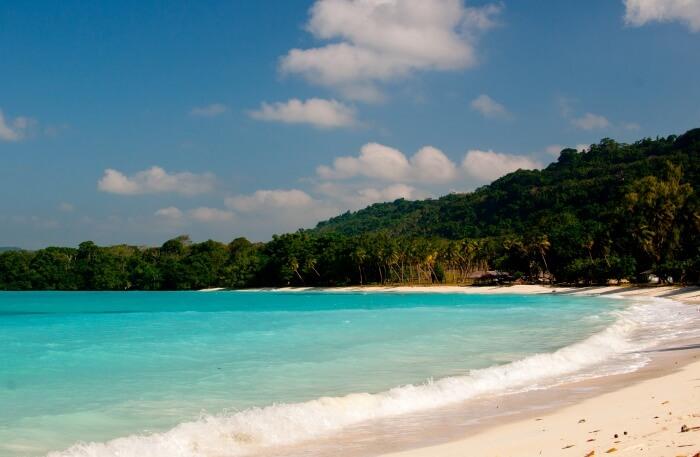 Post Santo Island