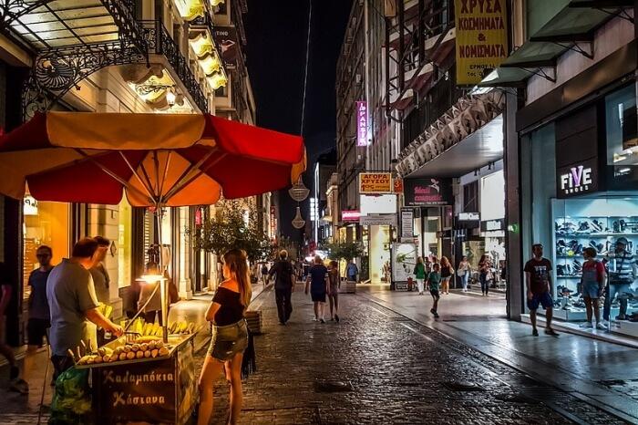 Protogenous Street