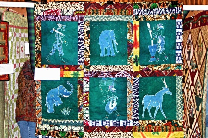 Purchase Fabrics From Ghana