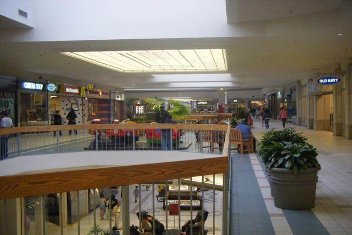 Quaker Bridge Mall