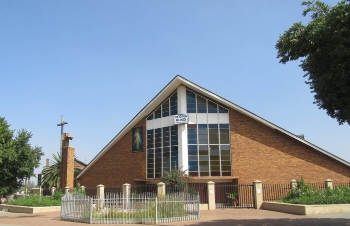 Regina Mundi Catholic Church
