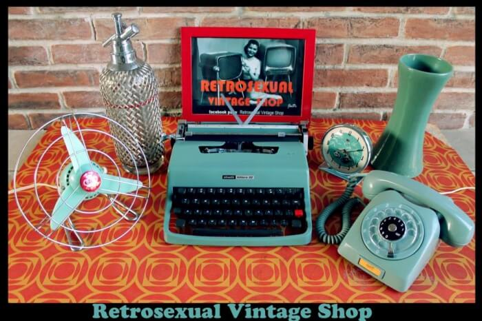Retrosexual Vintage Shop