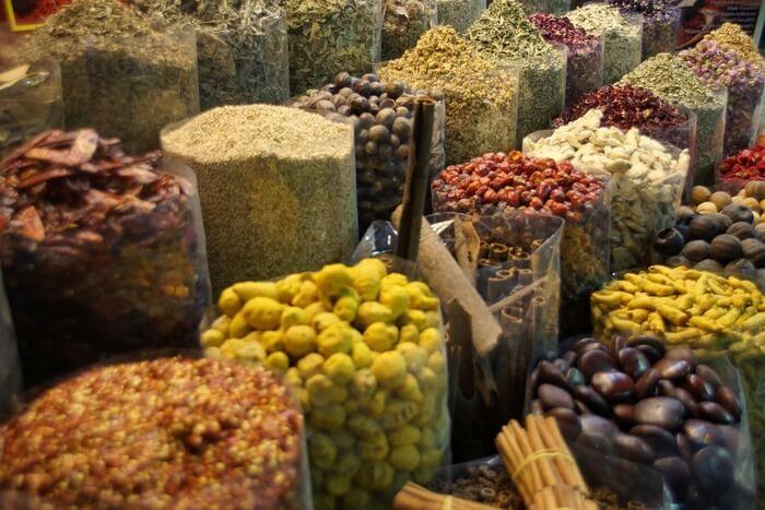 Market Dubai Food Dubai Creek