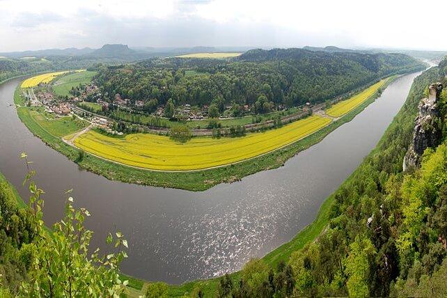 River Elba