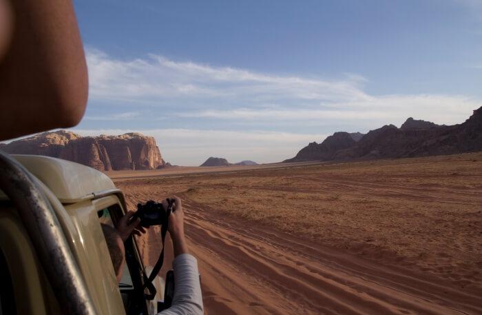 Road Trip Through Jordan